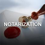 NOTARISATION